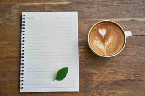 beverage blank blank space brown